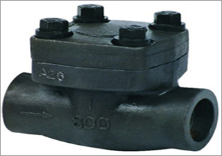 Forged Steel Check Valves manufacturers