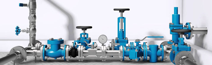 Valves suppliers India